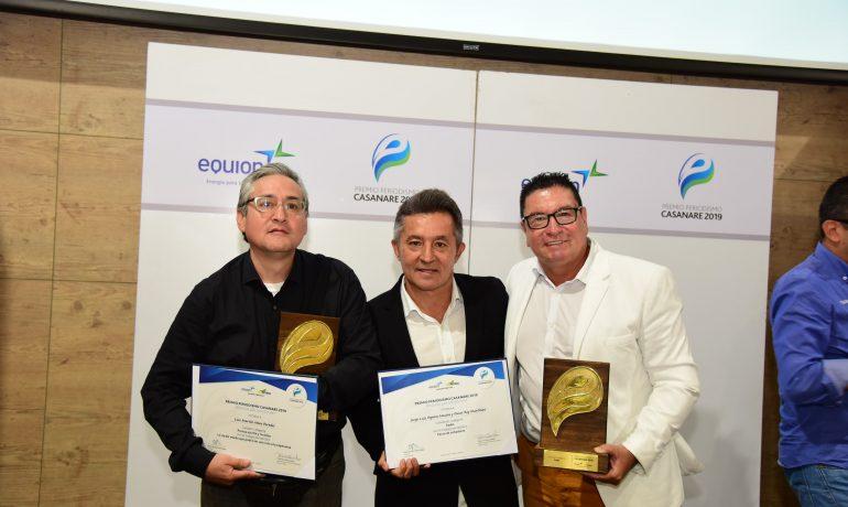 El pasado 24 de agosto se llevó a cabo la cermonia de premiación del Premio de Peridismo Casanare 2019 en la Cámara de Comercio de Casanare.
