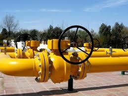 Imagen: Tubo de gas natural